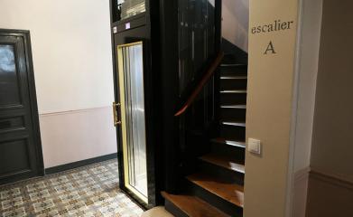 Création d'un ascenseur