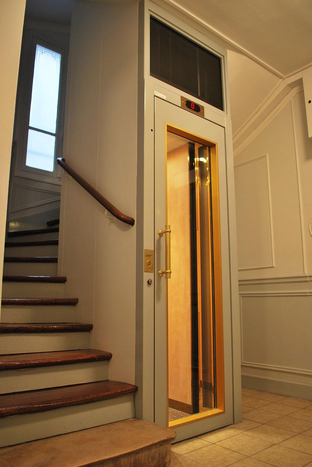 ascenseurs de copropriétés