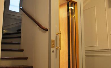 Création d'ascenseur avec découpe d'escalier image 3