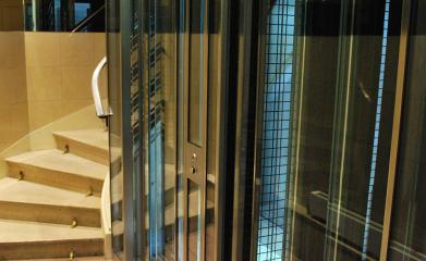 Remplacement d'un ascenseur de bureau image 4